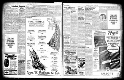 Hope Star from Hope, Arkansas on May 13, 1947 · Page 6