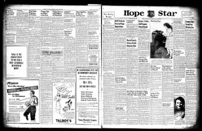 Hope Star from Hope, Arkansas on May 14, 1947 · Page 1