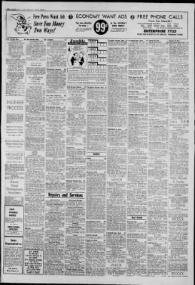 Detroit Free Press from Detroit Michigan on December 2 1958 Page 27
