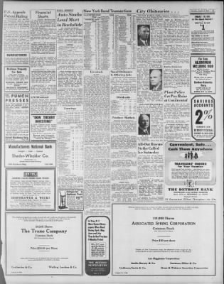 Detroit Free Press from Detroit, Michigan on August 6, 1946 · Page 11
