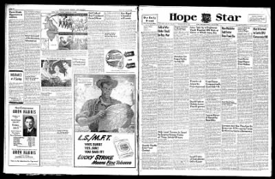 Hope Star from Hope, Arkansas on July 5, 1946 · Page 1