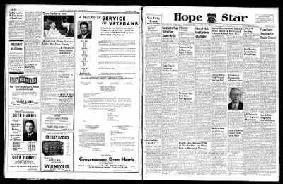 Hope Star from Hope, Arkansas on July 6, 1946 · Page 1