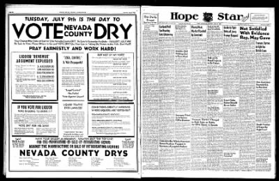 Hope Star from Hope, Arkansas on July 6, 1946 · Page 6