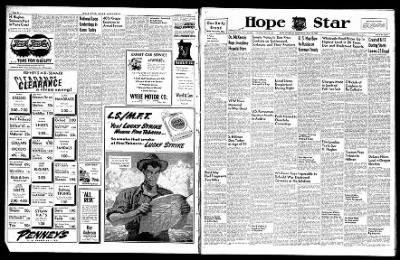 Hope Star from Hope, Arkansas on July 9, 1946 · Page 6