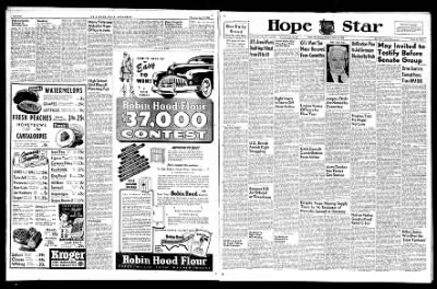 Hope Star from Hope, Arkansas on July 12, 1946 · Page 1