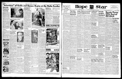 Hope Star from Hope, Arkansas on July 13, 1946 · Page 1