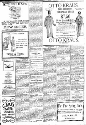 Logansport Pharos-Tribune from Logansport, Indiana on April 20, 1894 · Page 5