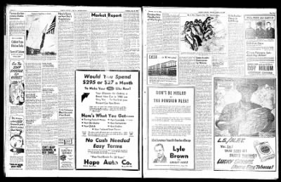 Hope Star from Hope, Arkansas on July 18, 1946 · Page 4