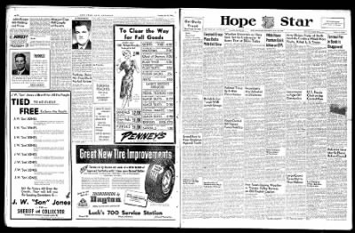 Hope Star from Hope, Arkansas on July 23, 1946 · Page 6
