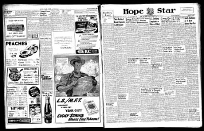 Hope Star from Hope, Arkansas on August 16, 1946 · Page 1