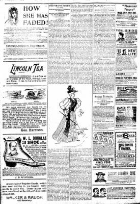 Logansport Pharos-Tribune from Logansport, Indiana on April 22, 1894 · Page 6