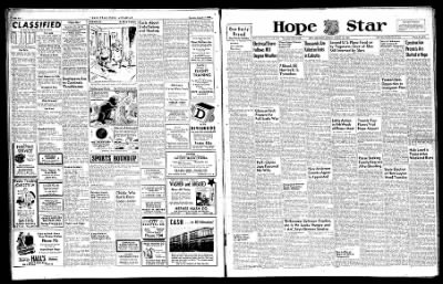 Hope Star from Hope, Arkansas on August 19, 1946 · Page 1