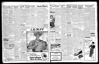 Hope Star from Hope, Arkansas on August 20, 1946 · Page 3
