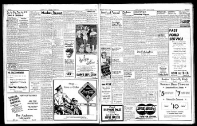 Hope Star from Hope, Arkansas on August 21, 1946 · Page 2