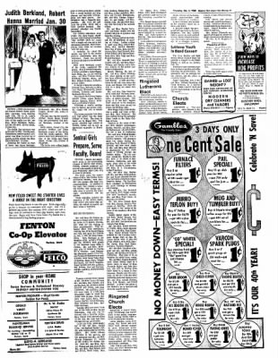 The Algona Upper Des Moines from Algona, Iowa on February 4, 1965 · Page 7