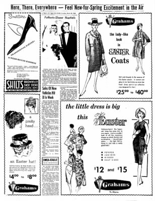 The Algona Upper Des Moines from Algona, Iowa on March 30, 1965 · Page 6