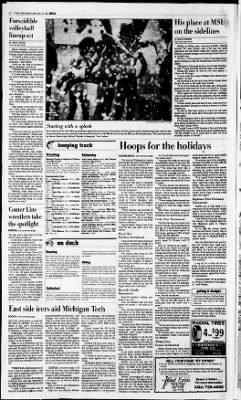 detroit free press from detroit michigan on december 27 1984