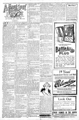 Logansport Pharos-Tribune from Logansport, Indiana on September 6, 1896 · Page 15