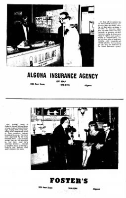 The Algona Upper Des Moines from Algona, Iowa on May 27, 1965 · Page 19