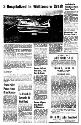 The Algona Upper Des Moines from Algona, Iowa on June 8, 1965 · Page 16