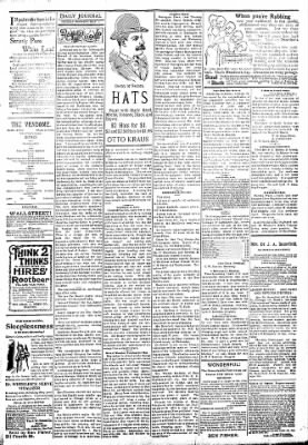 Logansport Pharos-Tribune from Logansport, Indiana on May 1, 1894 · Page 3