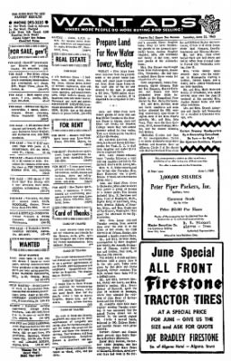 The Algona Upper Des Moines from Algona, Iowa on June 22, 1965 · Page 14