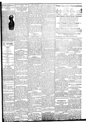 Logansport Pharos-Tribune from Logansport, Indiana on May 2, 1894 · Page 3