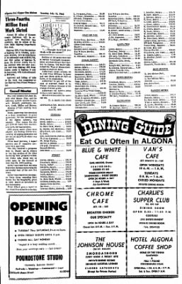 The Algona Upper Des Moines from Algona, Iowa on July 13, 1965 · Page 11