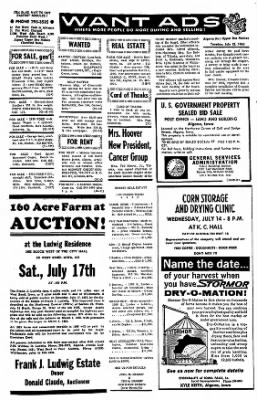 The Algona Upper Des Moines from Algona, Iowa on July 13, 1965 · Page 15