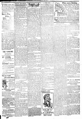 Logansport Pharos-Tribune from Logansport, Indiana on May 3, 1894 · Page 3