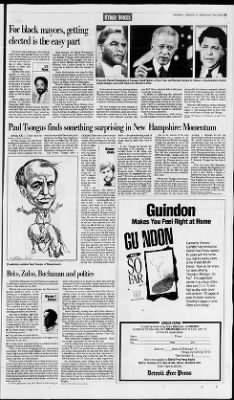 Detroit Free Press from Detroit, Michigan on February 12, 1992 · Page 9