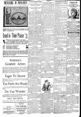 Logansport Pharos-Tribune from Logansport, Indiana on May 4, 1894 · Page 2