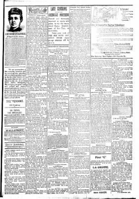 Logansport Pharos-Tribune from Logansport, Indiana on May 4, 1894 · Page 3