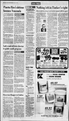 Detroit Free Press from Detroit, Michigan on July 1, 1992 · Page 58