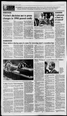 Detroit Free Press from Detroit, Michigan on May 31, 1992 · Page 12